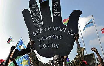 South Sudan One Year