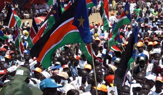 SPLM Rally Bentiu  EDT