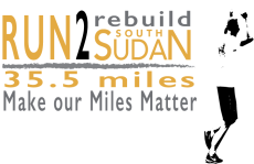 Run to Rebuild South Sudan feature 2