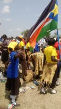 S. Sudan Independence-4 July 2014