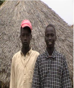 Jacob and David, 2007